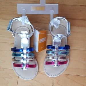 Gymboree Rainbow Sandals